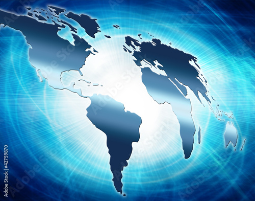 Best Internet Concept of global business from concepts series #42759870