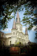 Saint Louis Cathedral, New Orl...