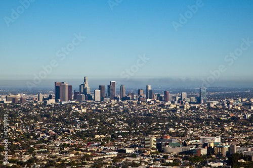 Staande foto Los Angeles cityview of Los Angeles