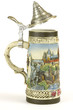 canvas print picture - Beer Stein