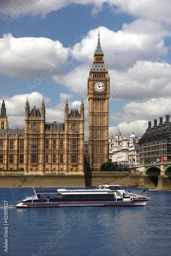 Obrazy Londyn   big-ben-z-miasto-lodzia-w-londyn-uk
