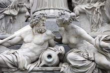 Detail Of Pallas-Athene Founta...