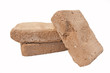 Old adobe bricks
