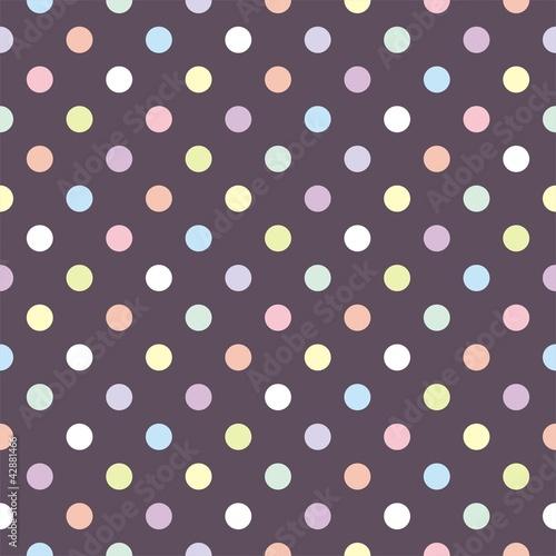 kolorowe-kropki-na-ciemnym-tle-retro-bezszwowe-wektor-wzor