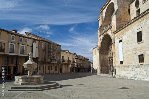 Cathedral of Burgo de Osma, Soria, Spain