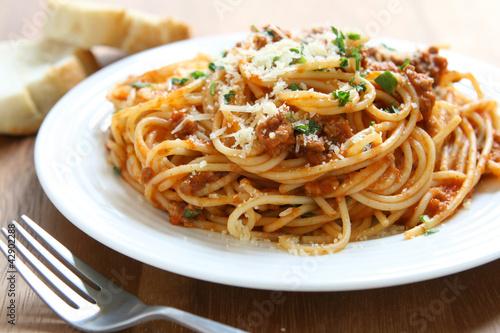 Fotografia, Obraz Spaghetti