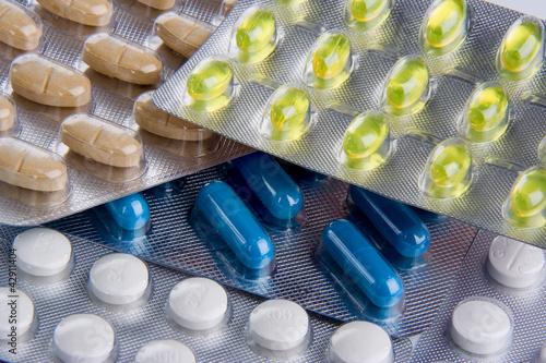 Fotografie, Obraz medicine, tabletki