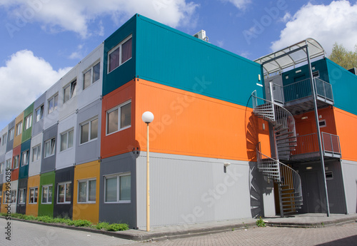 Foto  Container Cargo Houses