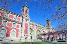 New York City Ellis Island Gre...