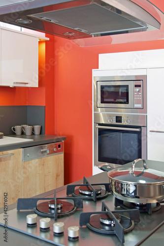 coin cuisine d\'une maison moderne # 23 - Buy this stock ...