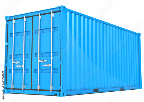 Fotografia  Cargo Container.
