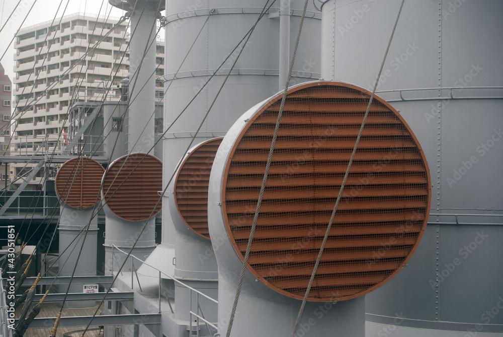 Photo  Museum ship, Yokosuka, Japan