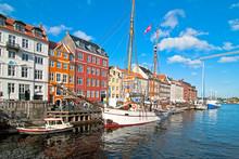 Copenhagen Promenade.
