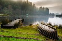 Loch Ard Jetty