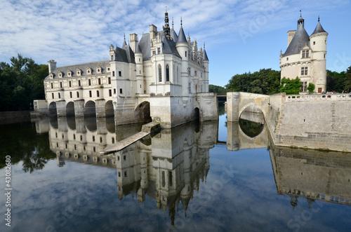 Fényképezés  Promenade au château de Chenonceau