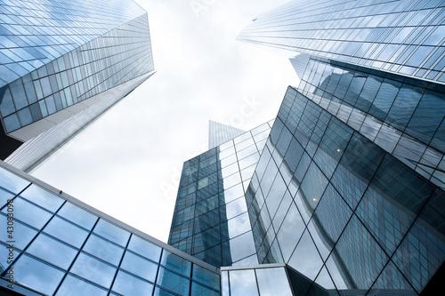 Hochhäuser - Büros