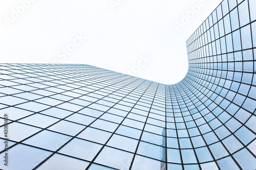 Leinwand Poster modernes Gebäude