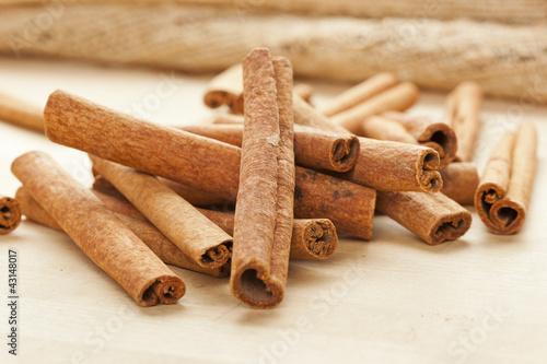 Fotografie, Obraz  Fresh Ogranic Cinnamon