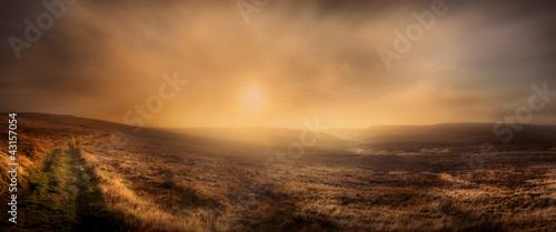 Платно Axe Edge panorama