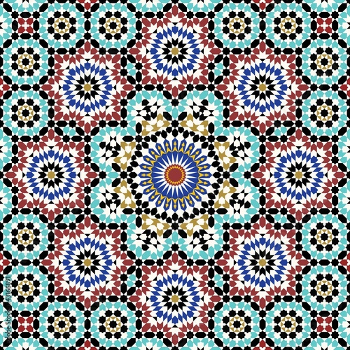 Anvar Moorish Pattern