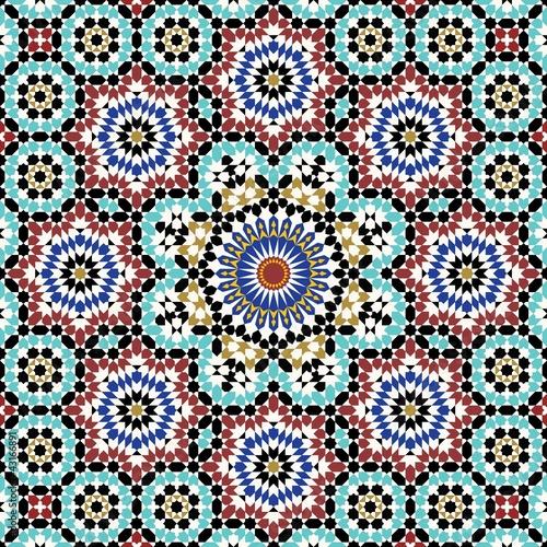 Anvar Moorish Pattern