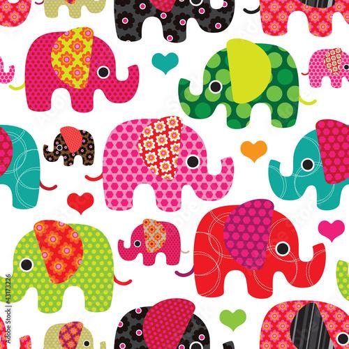 bezszwowi-sloni-dzieciaki-deseniuja-tlo-w-wektorze