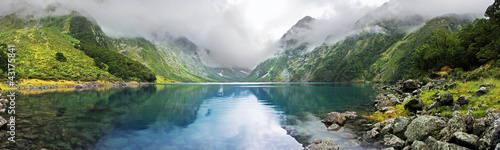 Wall Murals New Zealand Lake Marian