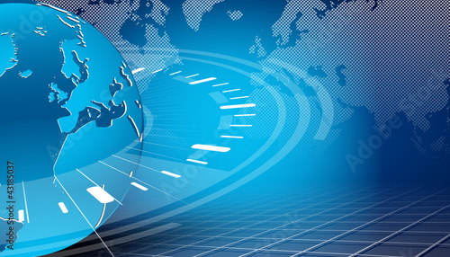 planète/ réseau/fuseau horaire