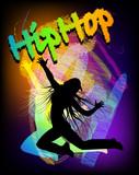 Fototapeta Fototapety dla młodzieży do pokoju - HipHop
