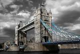 Famous Tower Bridge in London, England - 43226860