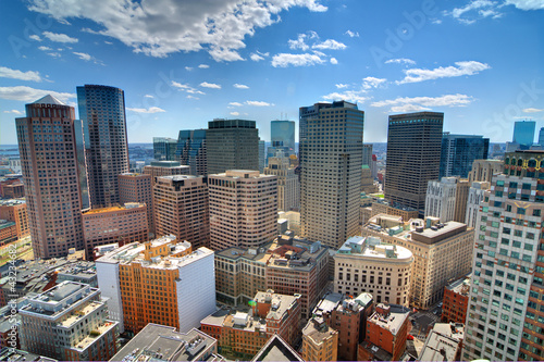 Fototapety, obrazy: Downtown Boston
