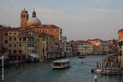Fototapety, obrazy: Morning in Venice