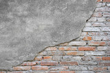 Fototapeta Młodzieżowe - Texture muro mattoni