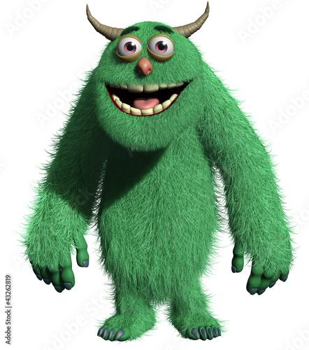 Garden Poster Sweet Monsters Monster