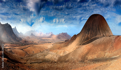 Photo Stands Fantasy Landscape Fantastic landscape
