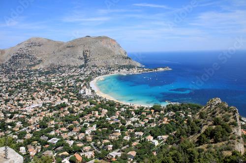 Mondello bay - Sicilia - Italy
