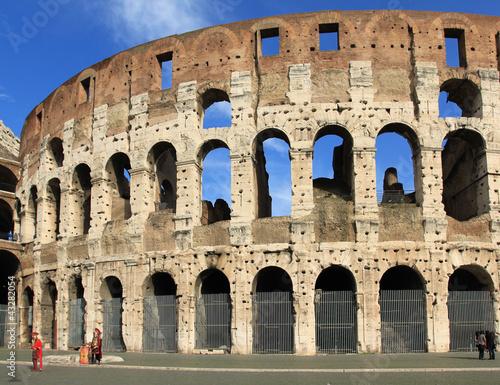 Valokuva  Colosseum in Rome