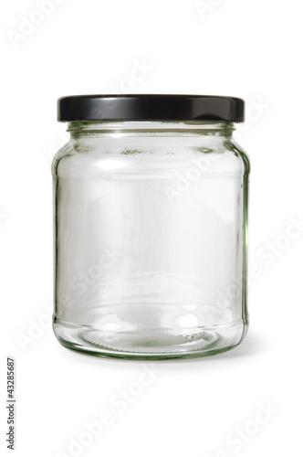 Fotografía  Glass Jar Container