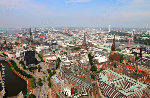 Fotografie, Obraz  Hamburg