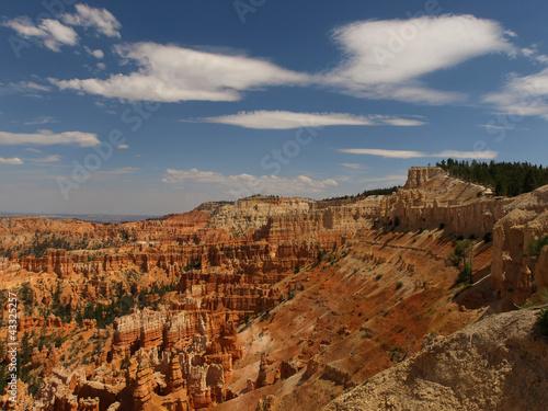 Keuken foto achterwand Verenigde Staten Hoodoos in Bryce Canyon National Park, Utah