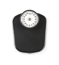 Retro Weight Scale Isolated On...