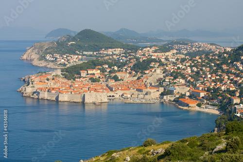 Dubrovnik Croatia Poster