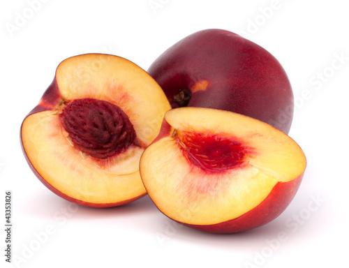 Foto op Aluminium Vruchten Nectarine fruit