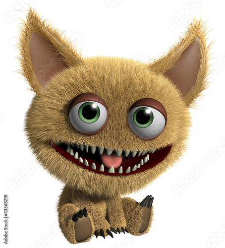 Recess Fitting Sweet Monsters cute monster