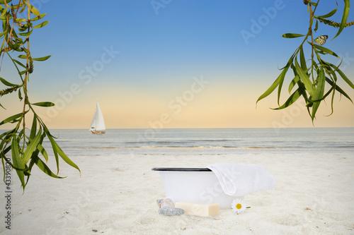 Guten Morgen Urlaub Buy This Stock Photo And Explore