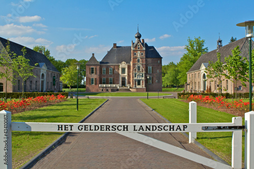 Photo Kasteel Cannenburgh, Vaassen, front view