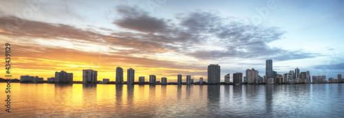 Panorama of Miami