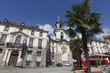 place de la mairie sous les palmiers