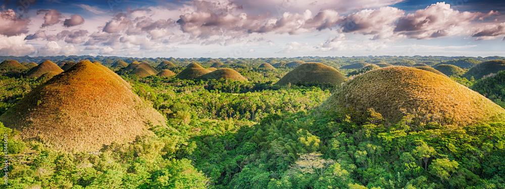 Fototapety, obrazy: Chocolate Hills