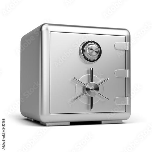 Fotografía  steel safe